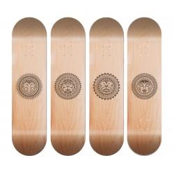 4 Boards soleil maori