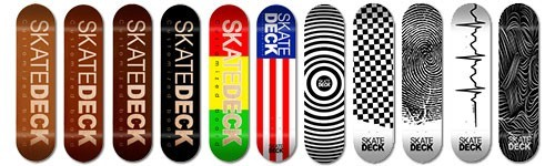Les boards Skatedeck