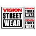 Stickers Vision Street Wear