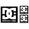 Sticker DC Shoe