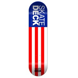 Skatedeck Flag US