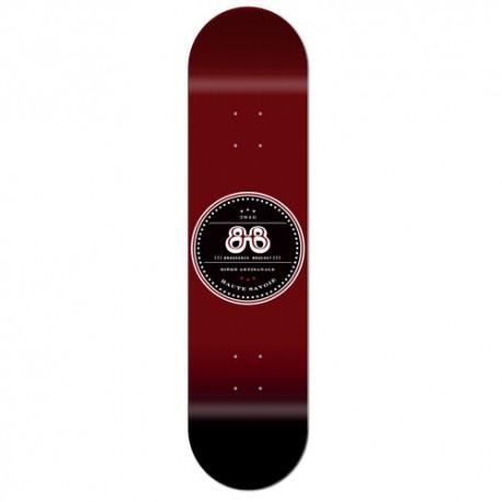 Skate personnalisé numeroA / Matsé