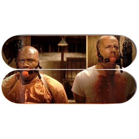 "Collection de 2 Boards personnalisées ""Pulp Fiction"""