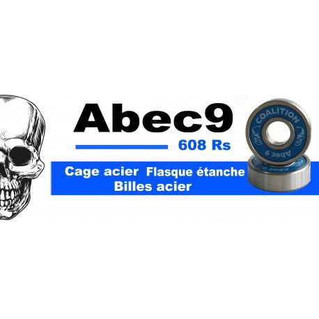 Roulements Coalition Bearing Abec 9