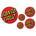 Stickers santa cruz